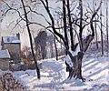 Camille Pissarro - Louveciennes, Chemin de Creux (1872, Museum Folkwang).jpg
