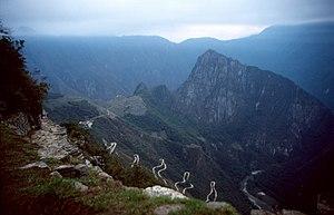 Inti Punku - Image: Camino inca dia 4 c 03