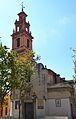 Campanar, església de la Mare de Déu de la Misericòrdia.JPG