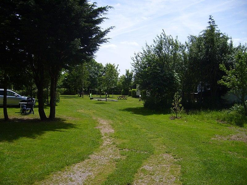 Campingplatz La Petite in F 03390 Sazeret (sehr sauberer Platz)