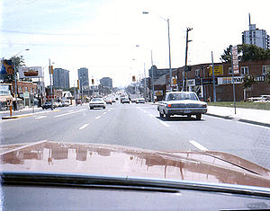 Willowdale, Toronto - Image: Canada 1976 Willowdale