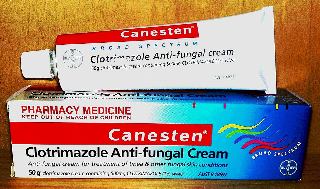 crème anti mycose homme