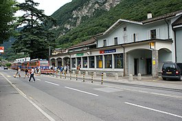 Capolago-Riva S. Vitale train station