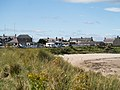 Car park at Hopeman where we went for a coastal walk. - panoramio.jpg