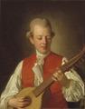Carl Michael Bellman, 1740-1795, skald (Per Krafft d.ä.) - Nationalmuseum - 15731.tif
