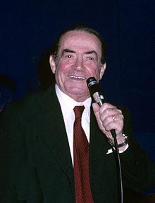 Carlo Dapporto nel 1986