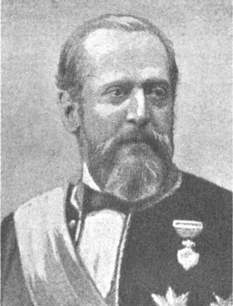 Carlos O'Donnell, 2nd Duke of Tetuan - Carlos O'Donnell