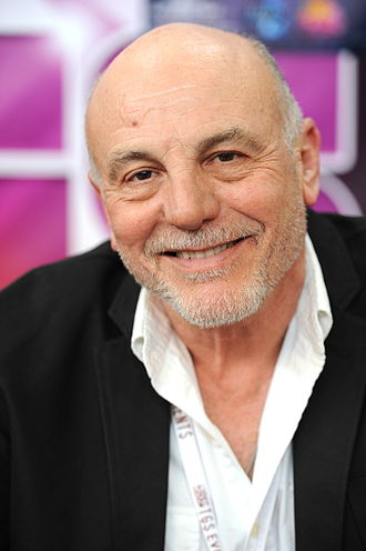 Carmen Argenziano - Argenziano at SciFi Convention 2012 in Toulouse