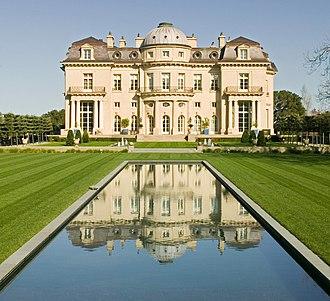 California Historical Landmarks in San Mateo County, California - Image: Carolands Chateau