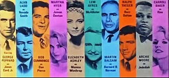 "The Carpetbaggers (film) - Screenshot from trailer for ""The Carpetbaggers"" (1964)"