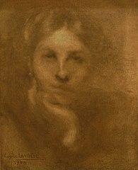 Portrait d'Elsa Koeberlé