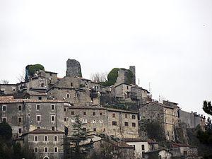 Castello di Carsoli - Castle in Carsoli