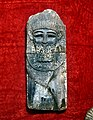 Carved ivory sphinx panel from Nimrud, Iraq. Iraq Museum.jpg