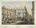 Casa de los Azulejos 1858 Reform War.jpg