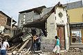 Casa en Ayacucho y José Mascote colapsó.jpg
