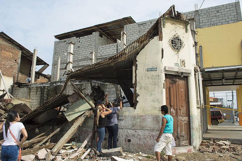 File:Casa en Ayacucho y José Mascote colapsó.jpg