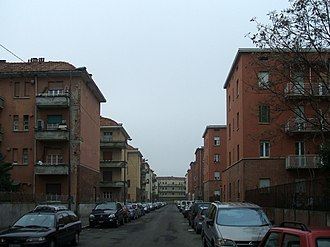 Giambellino-Lorenteggio - Apartment buildings in Giambellino