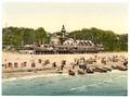 Casino, Heringsdorf (i.e., Seebad Heringsdorf), Pomerania, Germany-LCCN2002713983.tif
