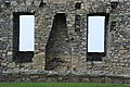 Castell Harlech Lle Tân - Fireplace - geograph.org.uk - 1215632.jpg