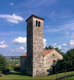Isola Vicentina Castelnovo Villa Rustica Romana
