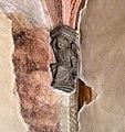 Castiglione olona, palazzo branda, interno, cappella di san martino, peducci di maestro caronese, del 1420 ca. 03.jpg