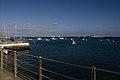 Castillo de San Gabriel desde el puerto de Arrecife 02.jpg
