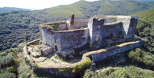 Castillo de Sarracin 01 by-DPC