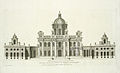 Castle Howard, front, from Vitruvius Britannicus.jpg