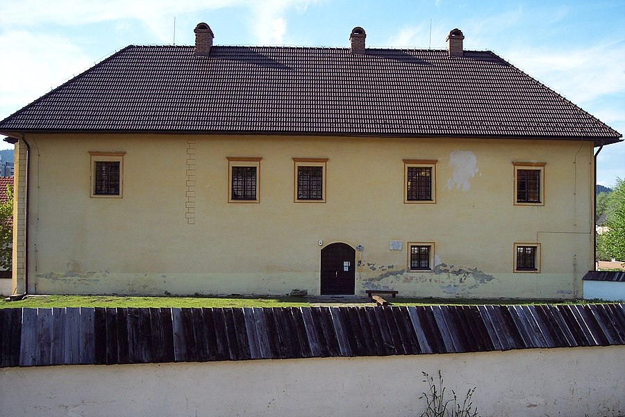 The Manor-house in Radola