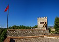 Castle tower and flag.jpg