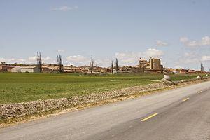 Castrillo Mota de Judíos - View of the town in 2010
