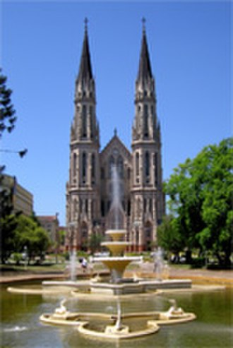 Santa Cruz do Sul - Image: Cathedral santa cruz do sul rs