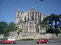 Cathedrale St Julien Mans Matin.JPG