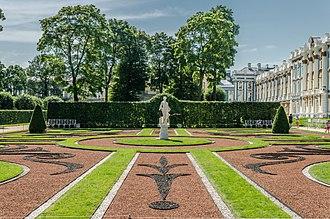 Catherine Park - Image: Catherine park in Tsarskoe Selo 02
