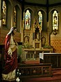 Catholic Church of St William of York, Stake Pool, Altar - geograph.org.uk - 1563122.jpg