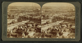 Cattle in the Great Union Stock Yards, the greatest of the live stock markets, Chicago, Ill, from Robert N. Dennis collection of stereoscopic views 4.png