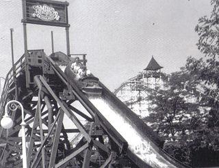 Mill Race (log flume)