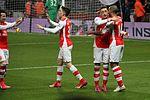 Celebrating Theo's goal! 2 (15879782364).jpg