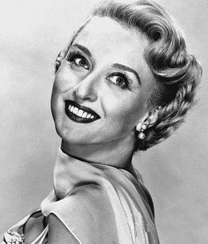 Celeste Holm - Celeste in 1955