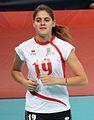 Celia Bourihane 2012 Summer Olympics.jpg
