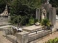 Cementiri de Terrassa, tomba Carme Fornells (I).jpg