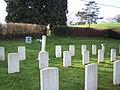 Cemetery at Compton Chamberlayne - geograph.org.uk - 329145.jpg