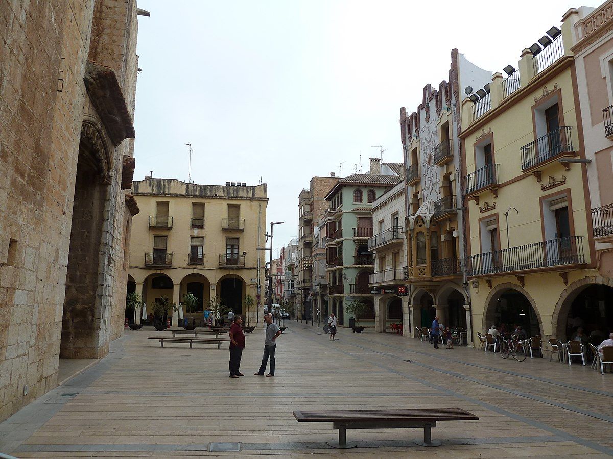 Ulldecona Travel Guide At Wikivoyage