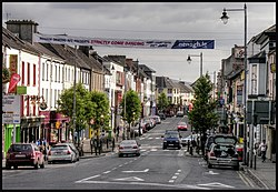 Nenagh town centre