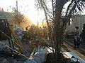 Cerro Merced, 6 dias después. Estudiantes cooperando en la remoción de escombros (13907795922).jpg