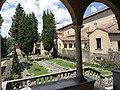 Certosa di Padula - Giardino del Priore dalla loggia.jpg