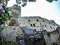 Château d'Andlau. Muraille est et grande tour sud.jpg