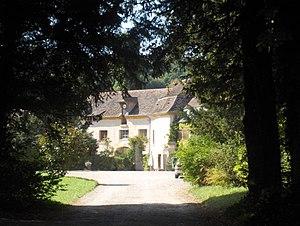 Valmondois - The Château d'Orgivaux, in Valmondois