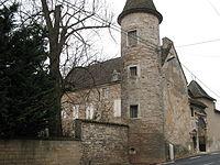 Château de Fleurville (71) - 1.JPG