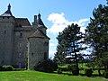 Château de Villemonteix, Saint-Pardoux-les-Cards, Creuse, Limousin, France - panoramio (3).jpg